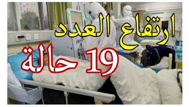 Photo of تسجيل إصابتين 2 جديدتين بفيروس كورونا في الجزائر  ليرتفع العدد لـ19 حالة